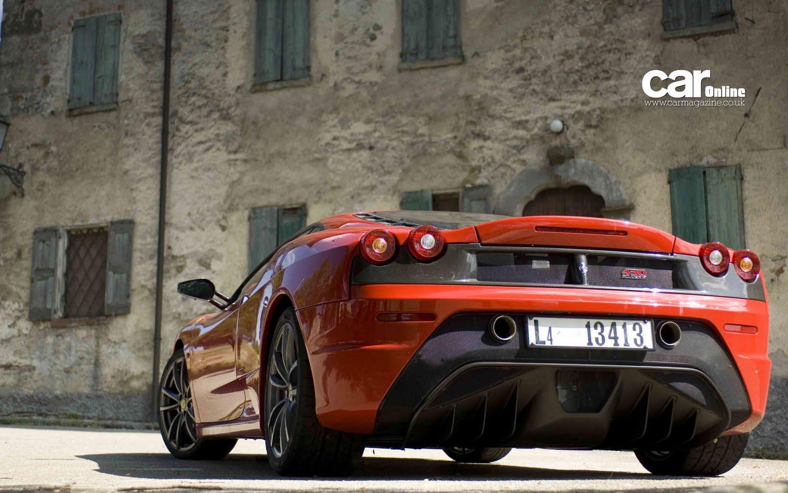 Ferrari F430 Scuderia Wallpaper Cars Wallpapers And