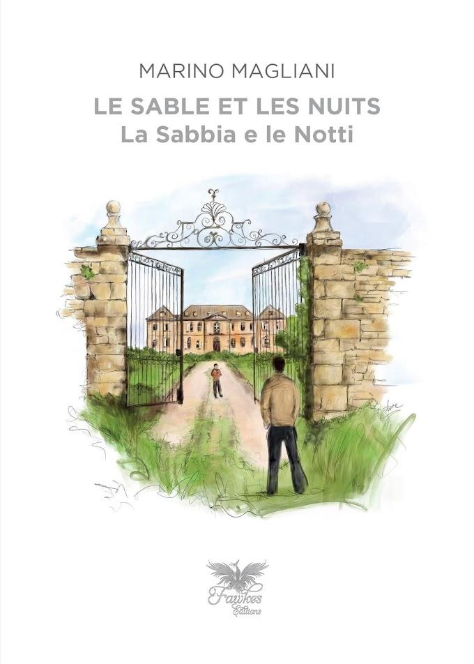 Libri: La Sabbia e le Notti di Marino Magliani