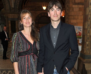Picture of Anya Reeve with her husband Simon