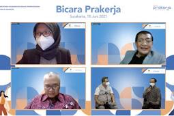 Program Kartu Prakerja Sudah Jalani Audit hingga Taati Saran KPK