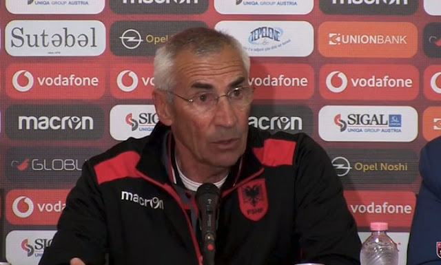 Albania against Iceland; Reja wants the victory