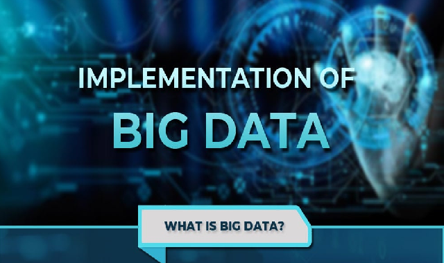 Implementation of Big Data #infographic