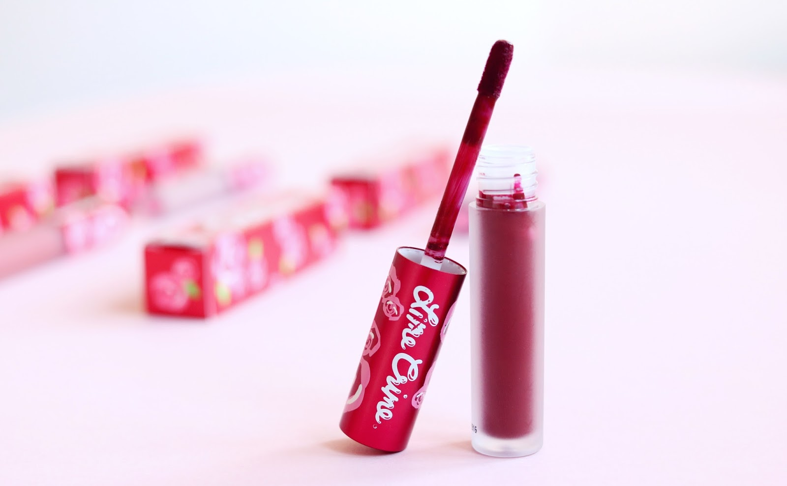 A blog post about Lime Crime Velvetines from Cult Beauty