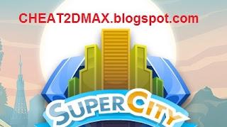 SuperCity Cheats Infinite Energy Hack