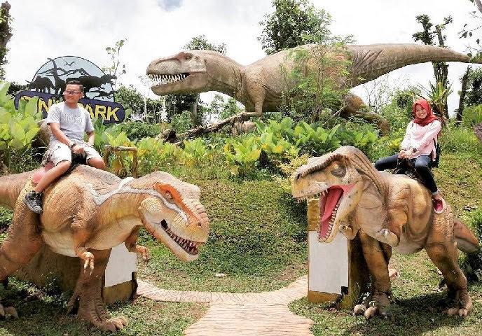 Wisata Zaman Now Jatim Park 3