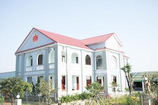 Khánh thành Trung tâm mục vụ Giáo xứ Thiên Lý