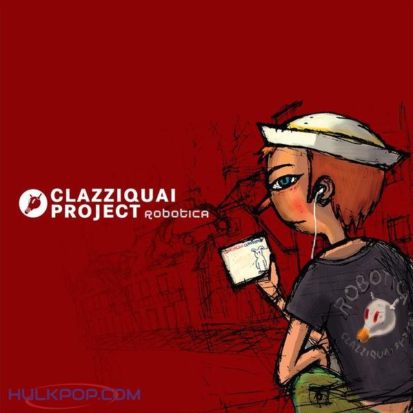 Clazziquai Project – ROBOTICA (ITUNES MATCH AAC M4A)