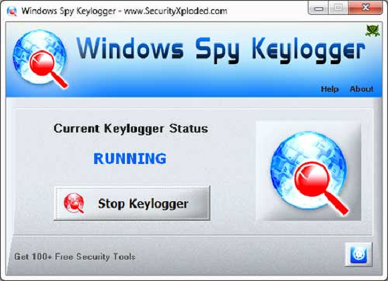 Keylogger For PC - Free
