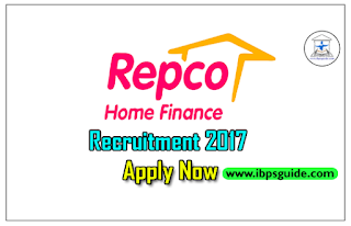 Repco Home Finance Recruitment 2017–Apply Now