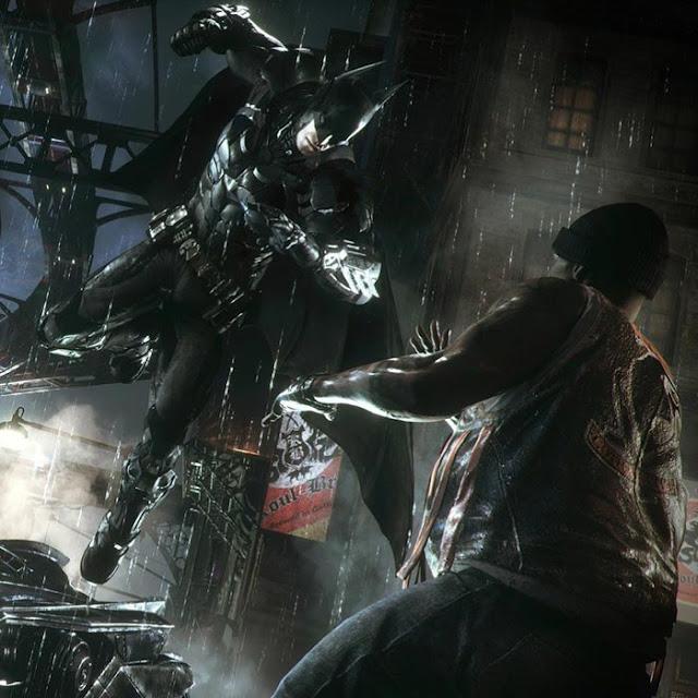 Batman™: Fist Arkham Knight Wallpaper Engine