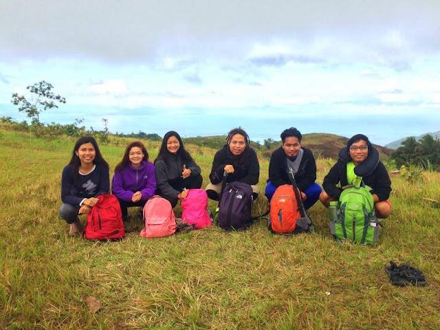 Climbing Mt. Hambubuyog, Ginatilan, Cebu