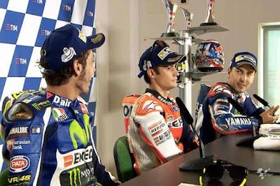 Lorenzo Menuding Rossi Sebagai Pembalap Yang Kotor