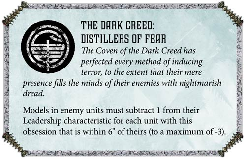Credo Oscuro Hemonculos