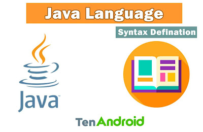 Java Syntax