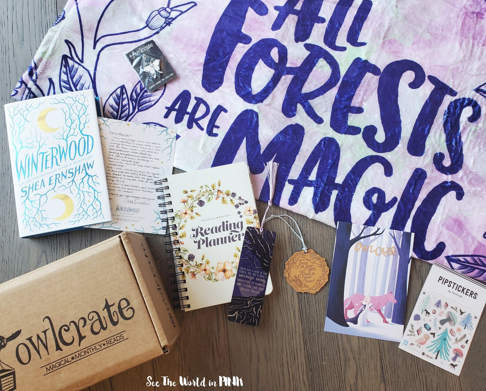 November 2019 Owlcrate