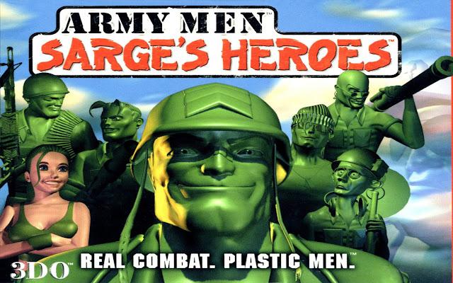 تحميل لعبة army men 1 الجيش الاخضر تحميل كامل برابط مباشر كل جديد