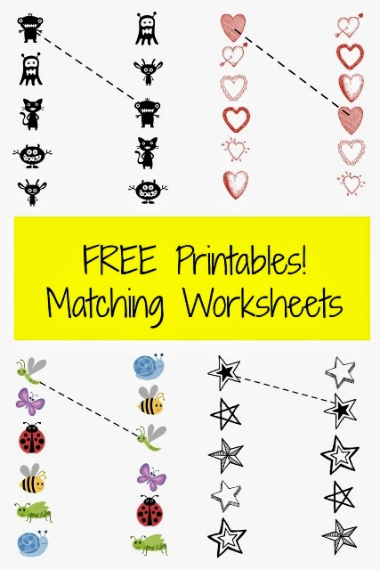 It is a picture of Monster Printable Worksheets for Pre K