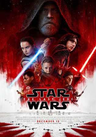 Star Wars The Last Jedi 2017 HDCAM 900Mb Hindi Dual Audio x264 Watch Online Full Movie Download bolly4u