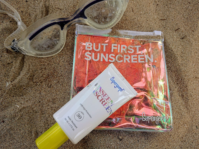 Supergoop! Unseen Sunscreen SPF30