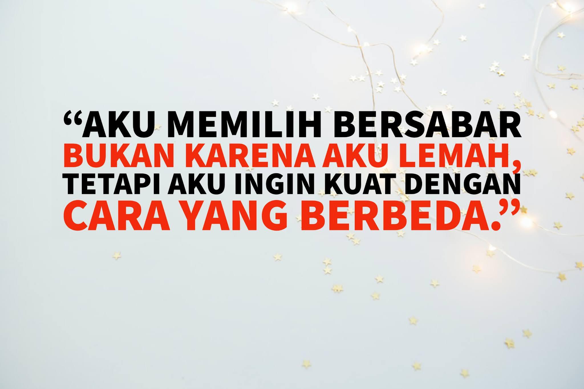 Quote Kata Kata Balasan Untuk Orang Yang Menghina Kita