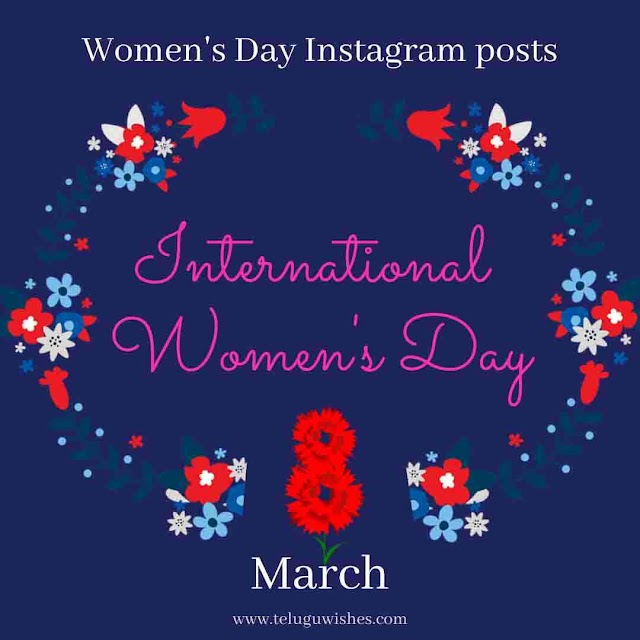 Women's Day Instagram Posts, Women's day Instagram Status download