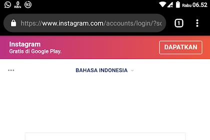 Cara Download Foto/Video Instagram di Akun Private