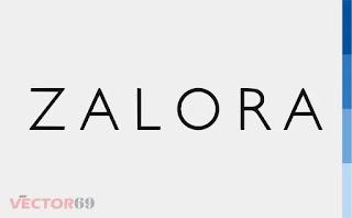 Logo Zalora - Download Vector File EPS (Encapsulated PostScript)