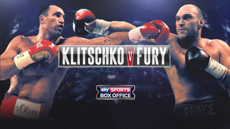Klitschko Fury Online