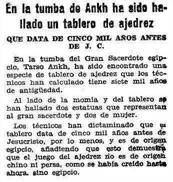Recorte de El Mundo Deportivo, 8/5/1930