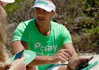 PicPay quer banhista livre da carteira neste verão