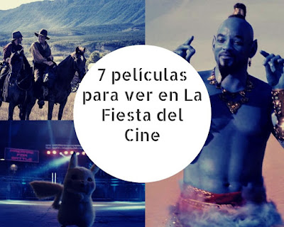7 películas para ver en La Fiesta del Cine