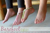 barefoot jewelry