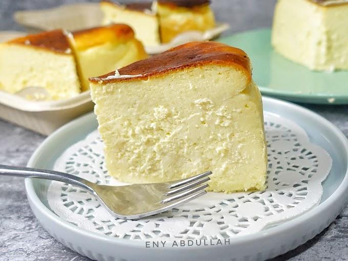 Tips Burnt Cheesecake Menjadi Dengan Elok Dan Sedap