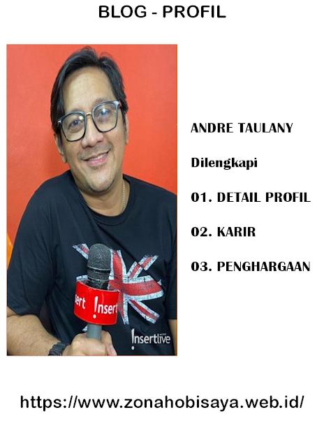 PROFIL : ANDRE TAULANY