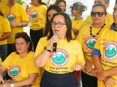 Começou Nesta Sexta (26) Grande Mobilização Contra a Dengue em Chapadinha