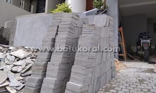batu alam terfavorit