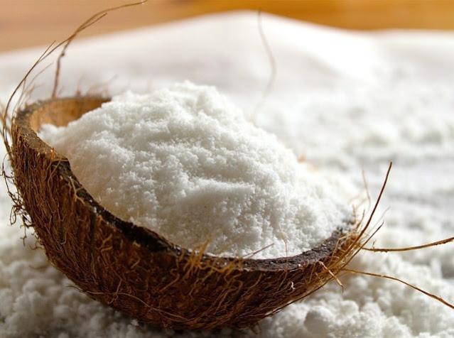 thủ tục xuất khẩu cơm dừa sấy khô