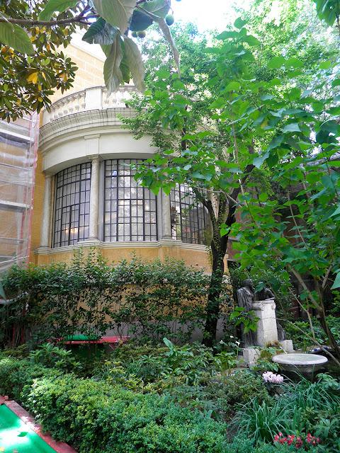 Rotonda del salón de la Casa-Museo Sorolla