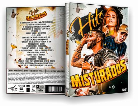 DVD HITS MISTURADOS - ISO