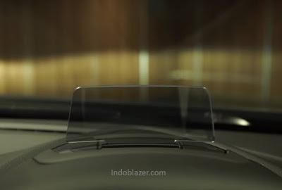 head-up display pada mazda cx-3 2021