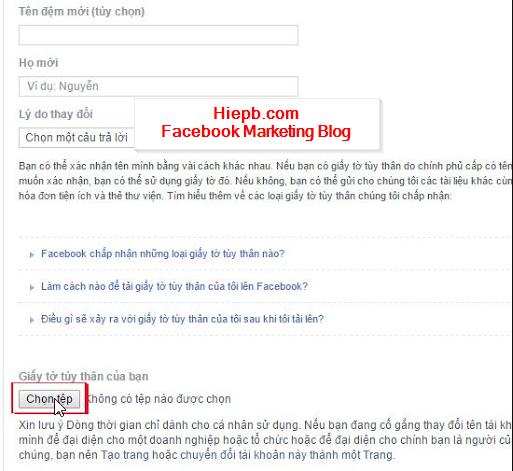 cách lấy lại facebook bị khóa