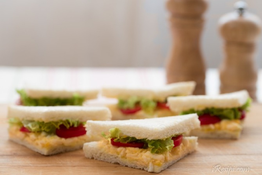 Resepi Sandwich Telur