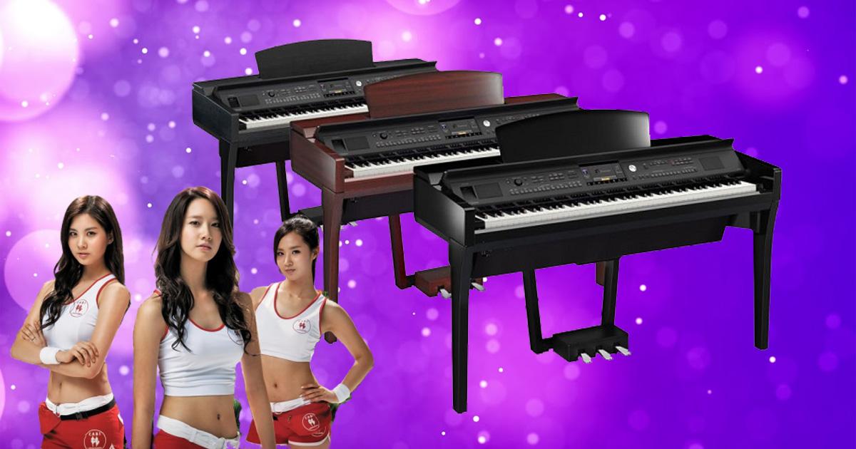 Đàn piano điện là gì? Những kiến thức chung bạn cần biết về đàn piano điện