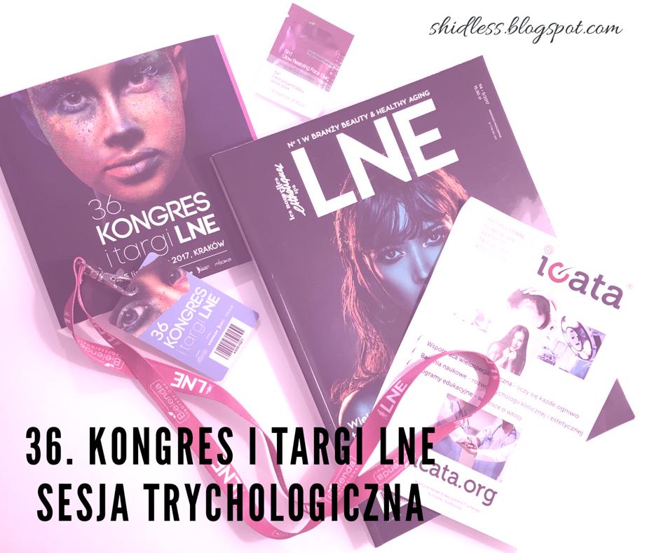 Trychologia - sesja iCATA na 36. kongresie LNE