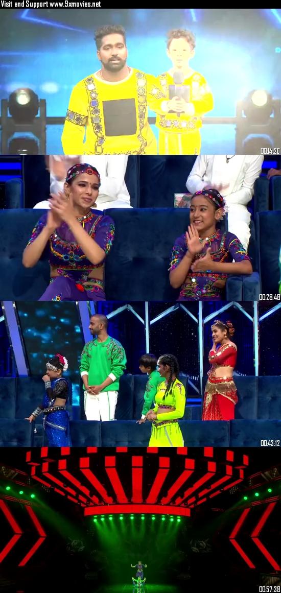 Super Dancer 02 May 2021 HDTV 480p 300MB