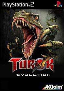 Cheat Turok: Evolution PS2