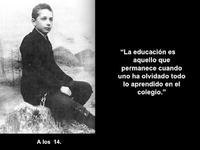 Mis Cosas De Carlos Alberto Santostefano Alber Einstein Frases