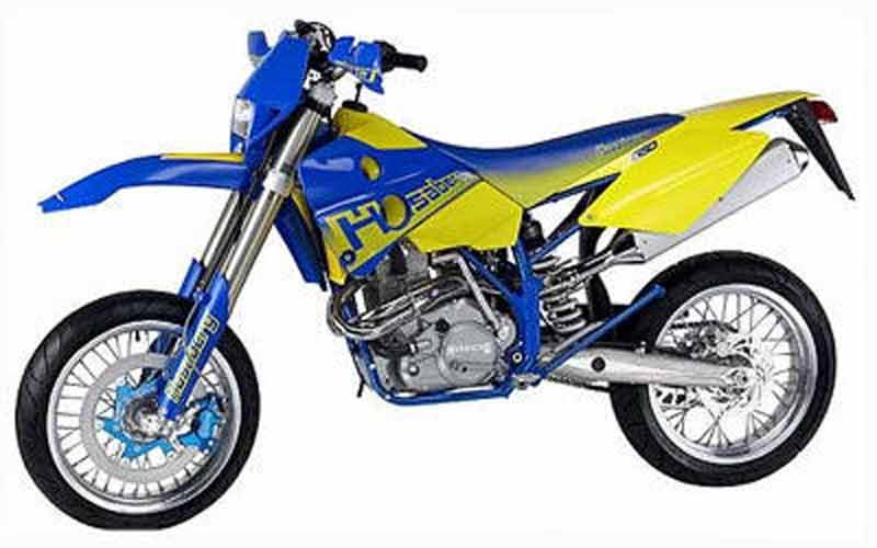 Husaberg FC, FX, and FS 2003 Electrical Wiring Diagram
