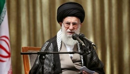 Líder supremo iraní Ali Jamenei