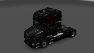 Scania T Cataclysm Skin
